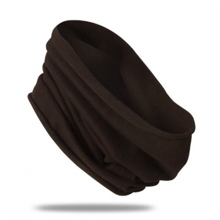 Cashmere Snood – Chocolate