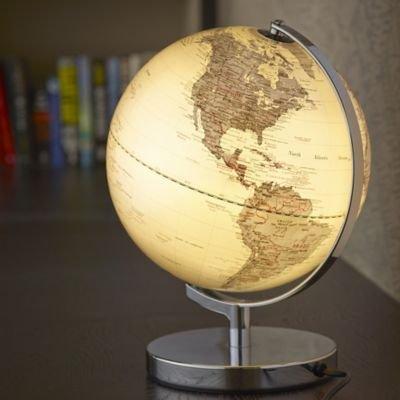 Gentlemans Hardware Globe Light