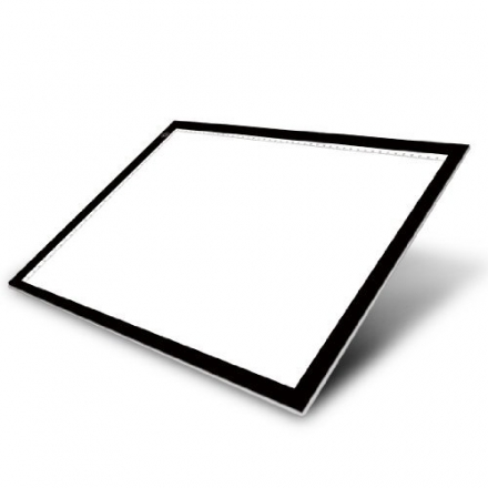 Huion 19*14 Inches LED Adjustable Light Tracing Pad – A3 Light Box