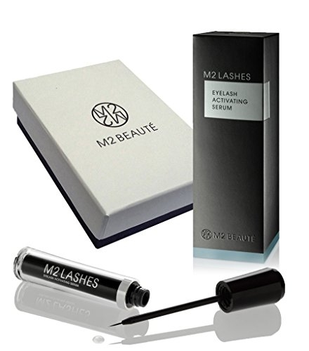 M2Lashes Eyelash Growth Serum 5ml & M2Beaute Gift Box