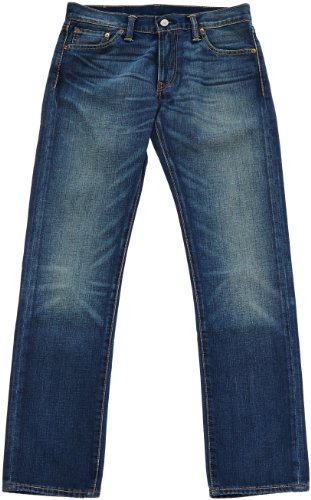 Levi's Men Straight Fit Jeans