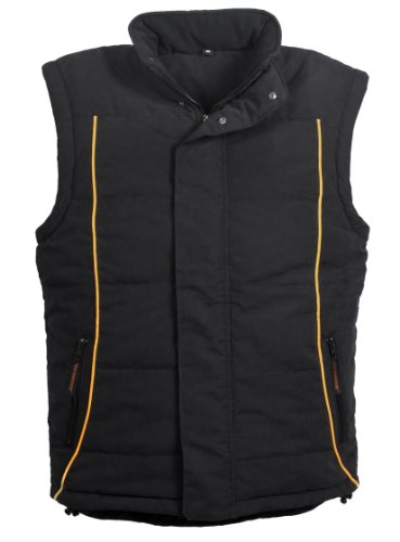 Rechargeable Warmawear Deluxe Heated Waistcoat / Gilet – Mens