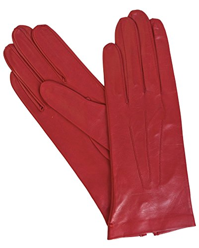 Dents Short Luxury Soft Leather 'DRESS' Gloves (6.5″ to 8.5″)