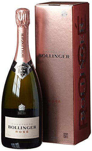 BOLLINGER Rose NV Champagne 75cl Bottle