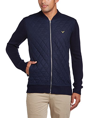Voi Jeans Men's Taylor Checkered Button Front Long Sleeve Jumper