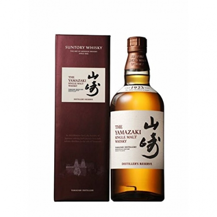 700ml Yamazaki Distillers Reserve Single Malt Whisky
