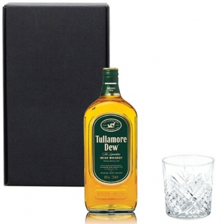 Tullamore Dew Irish Whiskey Gift Set