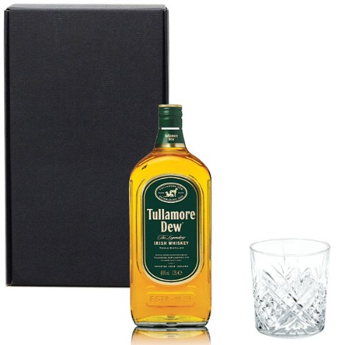 Tullamore Dew Irish Whiskey Gift Set