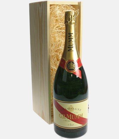 Mumm Champagne Magnum