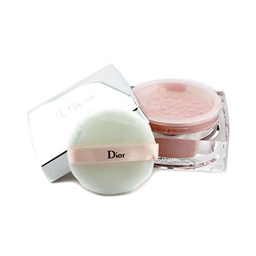 Christian Dior Diorskin Nude Rose Powder Luminous Rose Loose Powder – # 001 12g/0.42oz