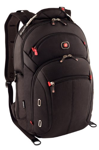 Wenger 68374001 Gigabit Backpack with iPad/Tablet Pocket for 15 inch Notebook
