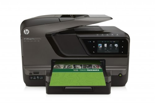 HP CM750A OfficeJet Pro 8600 Plus e-All-in-One (Print, Scan, Copy, Fax, Web)