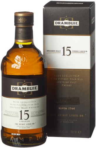 Drambuie 15 years old Liqueur 43% 70cl