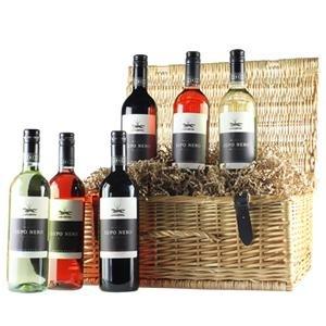 Italian Selection 6 bottle Wine Hamper
