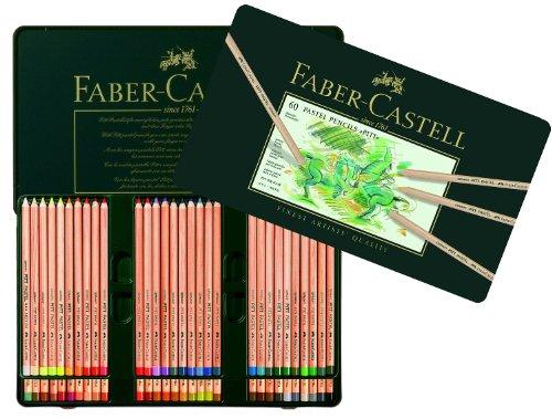 Pitt Pastel Pencils Tin Of 60