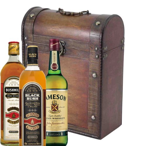 Best of Irish Whiskey Gift Set