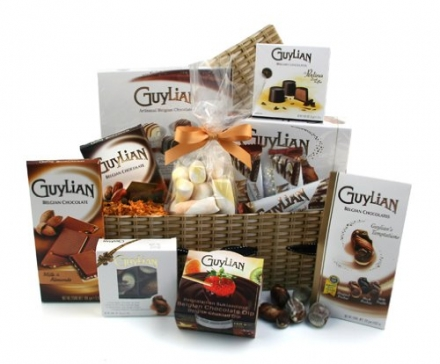 Chocolate Gift Hamper… Chocolate Sensations