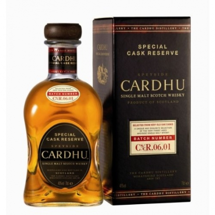 whisky Cardhu Special Cask Reserve (70cl)