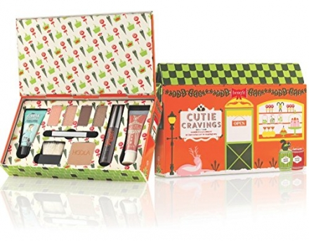 BENEFIT COSMETICS cutie cravings swoonful of sexy makeup kit LIMITED EDITION