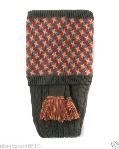 FISHOOT Men's Eildon Shooting Socks