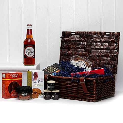 The Gentlemans Old Speckled Hen Sweet & Savoury Treats Gift Hamper