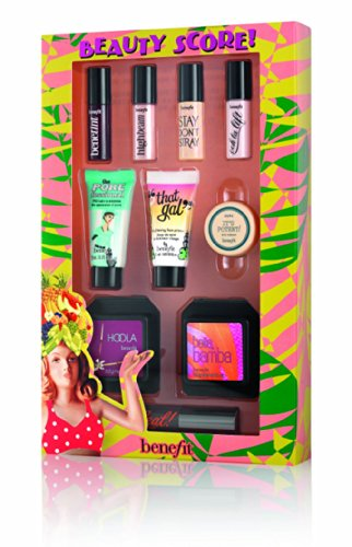 BENEFIT COSMETICS Beauty Score! limited-edition BLOCKBUSTER set (worth over £73!) of TEN bestseller