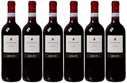 Le Bon Vin Bardolino Classico Lenotti Estate Wine 2012 75 cl (Case of 6)