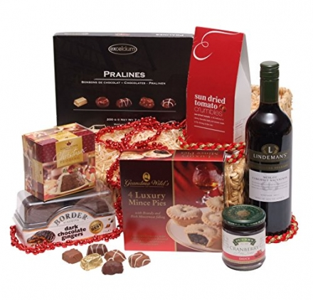 Winter Wonders Christmas Hamper – Free Express Delivery (UK)