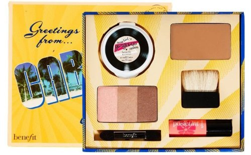 BENEFIT COSMETICS Cabana Glama: the ultimate brightening & bronzing collection!