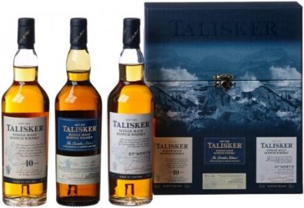Talisker Gift Set 20 cl (Case of 3)