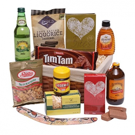 Bush Tucker – Hampers and Gift Basketse