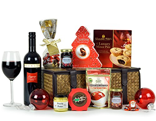 Highland Fayre Hampers – Family Favourites Gift