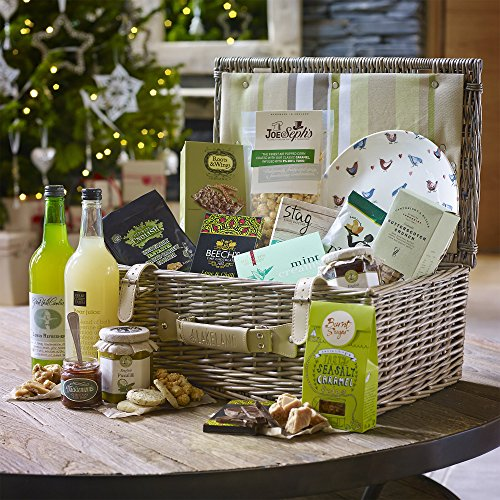 Lakeland Sweet & Savoury Food Luxury Christmas Gift Hamper – Rydal