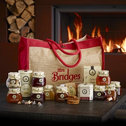 Mrs Bridges Preserves & Chutney Ultimate Christmas Gift Hamper – Large