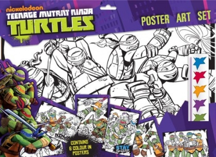 Anker Turtles Poster Art Set