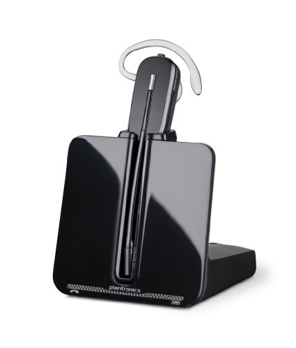 Plantronics CS540 Wireless Convertable DECT Headset with HL10 Handset Lifter