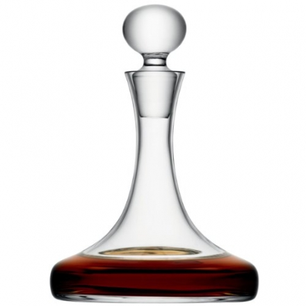 LSA SHIPS DECANTER 1L CLEAR