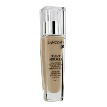 Teint Miracle Bare skin foundation SPF15 010 Beige Porcelaine 30ml