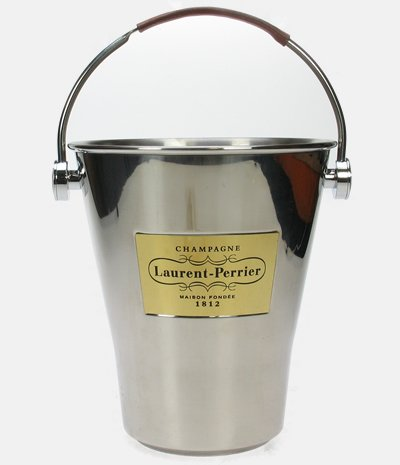 Laurent Perrier Champagne Ice Bucket