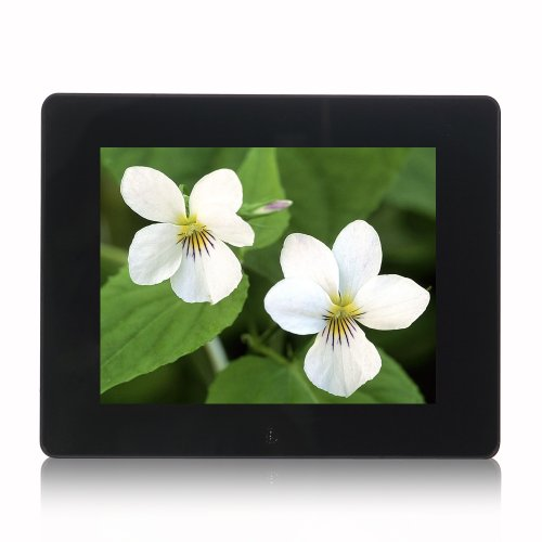 Koolertron Multifunction 8 Inch LCD Widescreen (4:3) Digital Photo Frame Video Player Music Player H