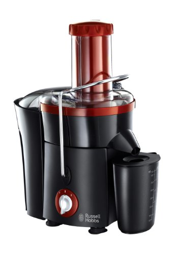 Russell Hobbs 20360 Desire Whole Fruit Juicer, 2 L, 550 W – Black