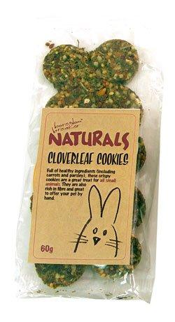 Rosewood 3 Cloverleaf Cookies 60 g