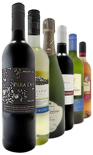 Fine Wine Sellers Party Case – 6 x 750ml