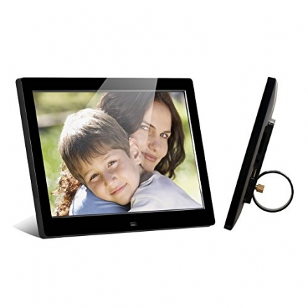 Angelbubbles Ultra-thin Hi-Res 10.1 Inch HD LED Backlight Digital Photo Frame 1024*768 4:3 Widescree