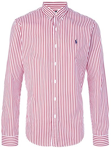 Ralph Lauren Shirt Bengal Stripe Custom Fit