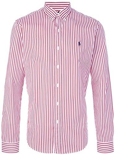 Ralph Lauren Shirt Bengal Stripe Custom Fit