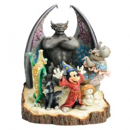 Disney Traditions Carved by Heart Fantasia Figurine