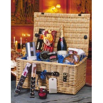 Champagne Gift Hamper (Order before 4pm today for delivery tomorrow, UK mainland only)