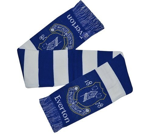 New Official Football Team Knitted Bar Scarf (Various Teams to Choose from!) Quality 10 Gauge Acryli