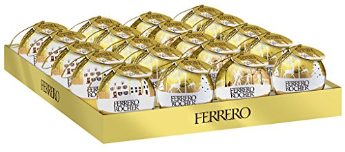 Ferrero Rocher Chocolate Christmas Bauble 35g (pack of 20)